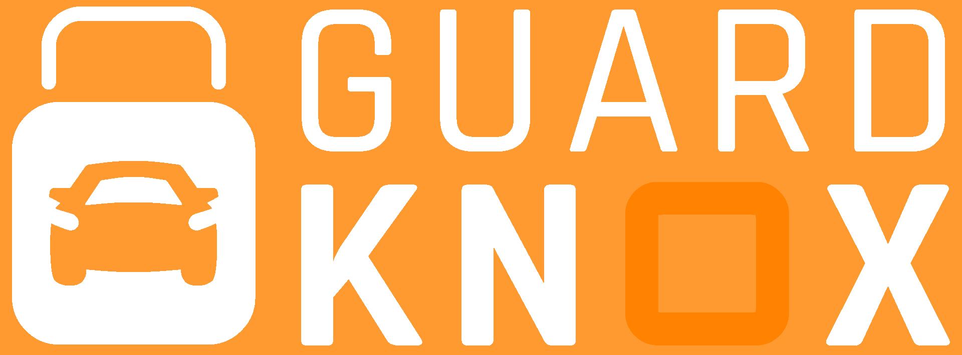 GuardKnox Logo White